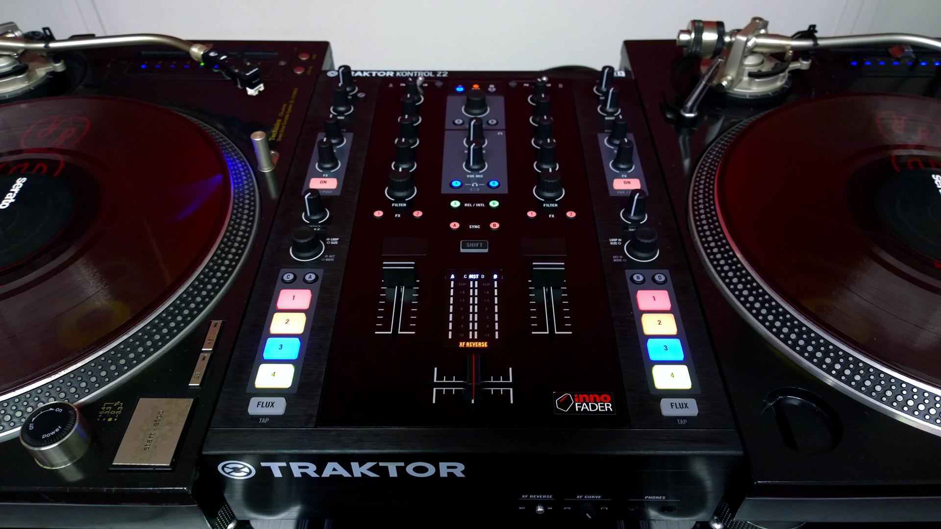 FTDJs: Traktor Kontrol Z2 Serato DJ Mapping – DJ SP