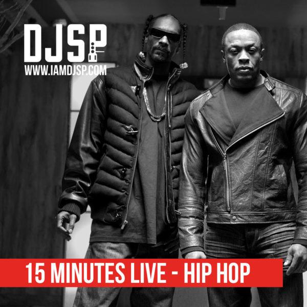 #15MinutesLive - Hip Hop
